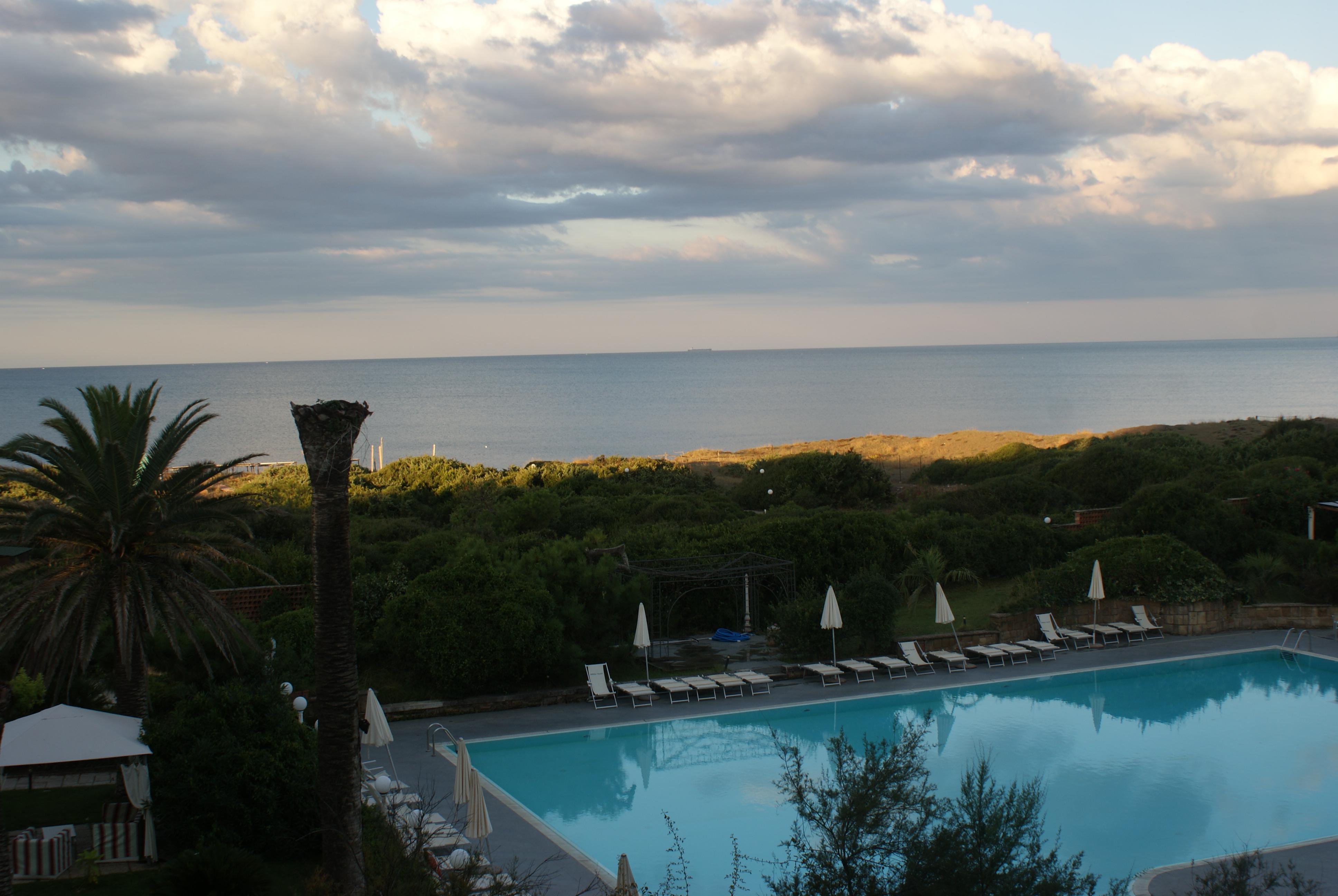 Baia Domizia Palace Hotel ****